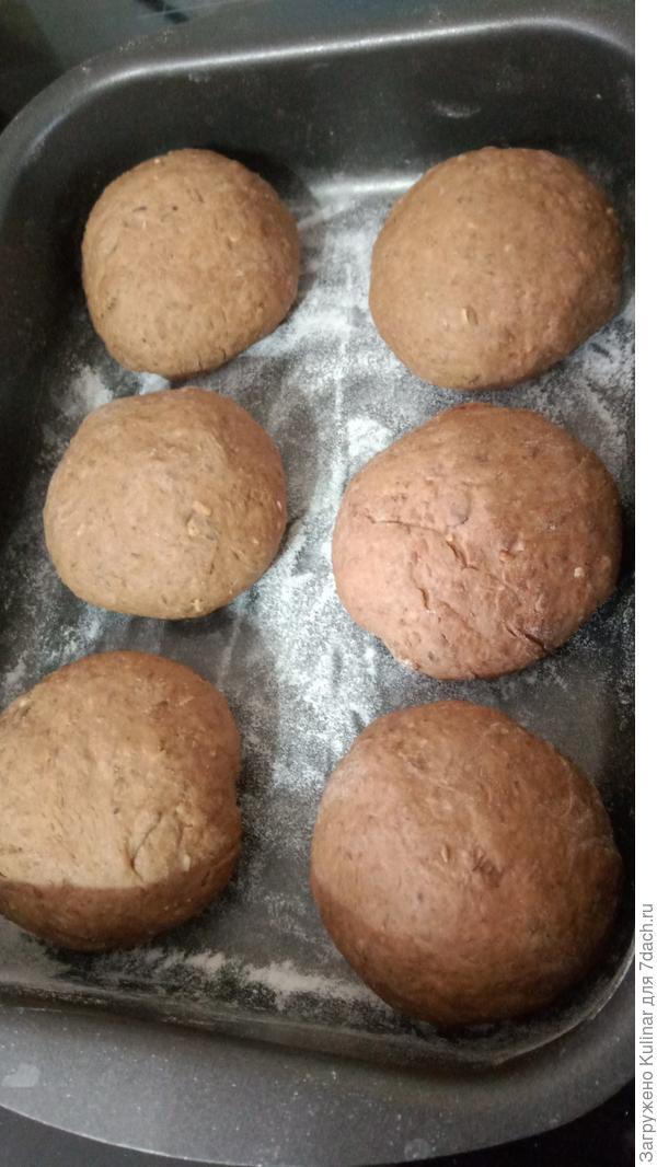 Постные булочки с чечевицей. Пошаговый рецепт с фото