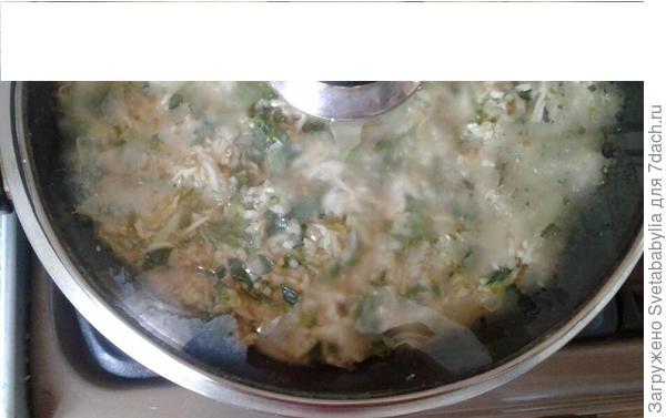 Блины из капусты - пошаговый рецепт с фото