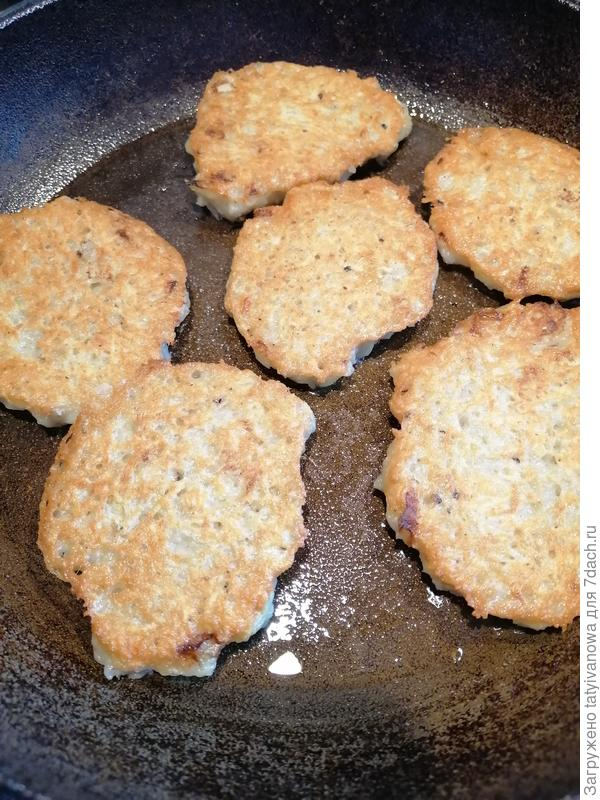 Драники - пошаговый рецепт приготовления с фото