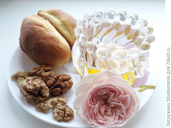 Вкусная выпечка из грецких орехов