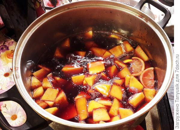 Цукаты из тыквы. Пошаговый рецепт приготовления с фото