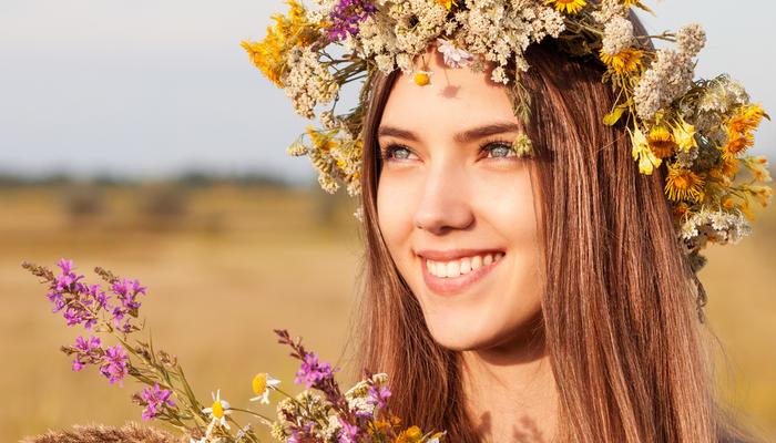 Дикоросы для красоты и здоровья волос