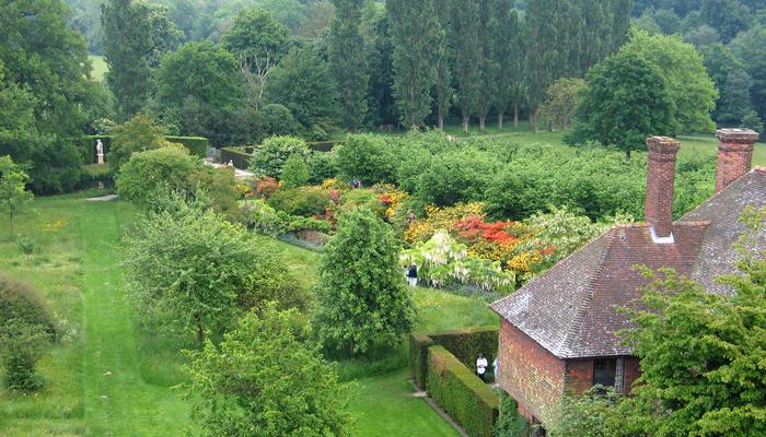 Тайну сада хранят инь и ян, или Мужское и женское начало в дизайне сада