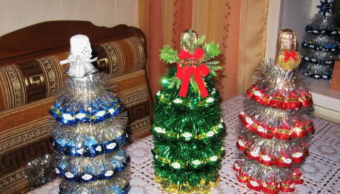 Оригинальное оформление новогодних подарков, или Подарки тоже хотят быть красивыми