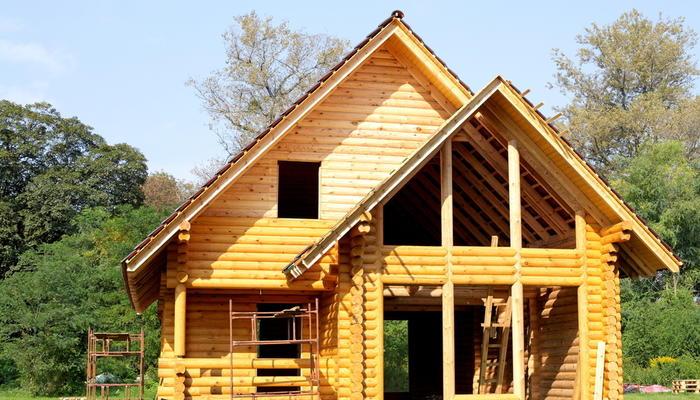 Технологические этапы строительства деревянного дома