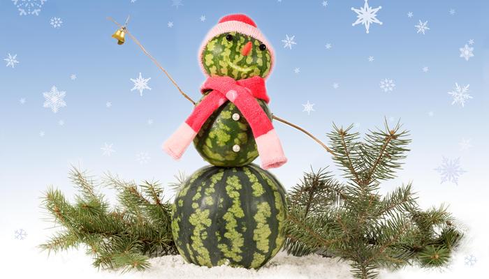 Как сохранить арбуз до Нового года: 7 способов