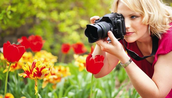 Уроки садовой фотографии