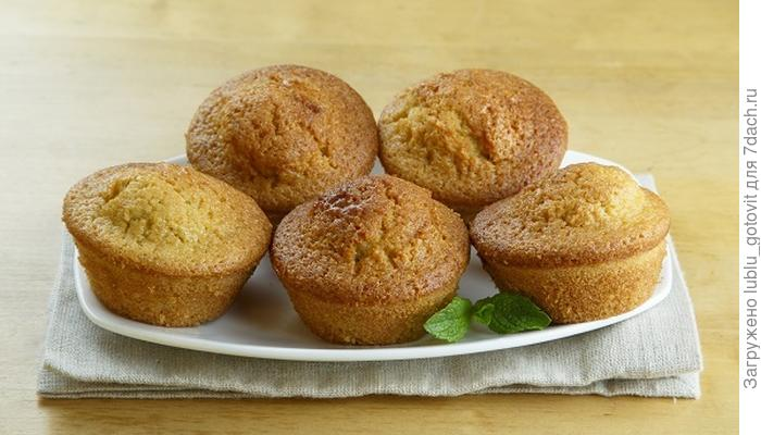 Пряные кексы: домашняя выпечка, которая всегда заходит на ура