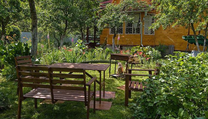 Коси и измельчай: наводим красоту в саду и за его пределами