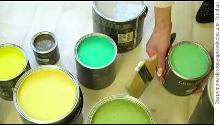 "Яркие краски и освещение в проекте ""Вилла Грей"""