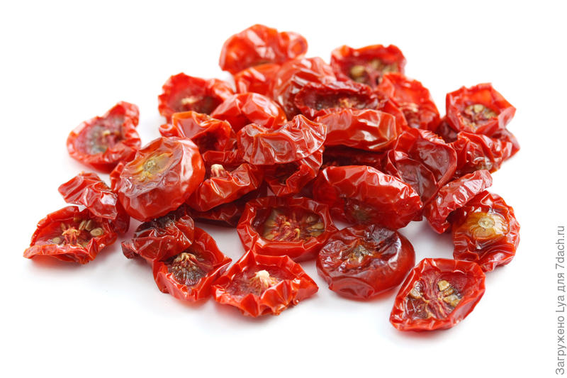 Сушёные (вяленые) томаты