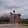 Решили пристроить еще комнату к веранде)))