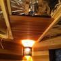 Устройство потолка и вентиляционного клапана