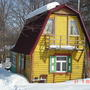 Домик зимой (а зима у нас длинная, до апреля месяца:))