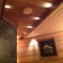 Нижний уровень потолка — ольха