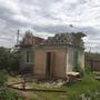 Старый домик 30-летней постройки из панелей