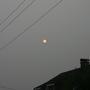 Вид на светило невооруженным глазом. 4 августа 2010 г.