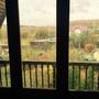 С мансарды можно выйти на балкон