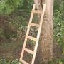 Лестница - помощница в верхолазных работах