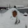 Снег, как дополнительная термоизоляция