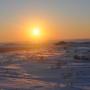 Степи Уральские, солнышко ясное, Вечер чудесный, погода прекрасная!
