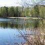Весна на озере