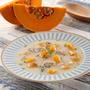 Мясной суп с тыквой