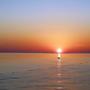 Восход солнца...