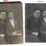 Реставрируем старое фото