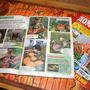 """Очередная радость благодаря любимому сайту! Фото моего мужа в февральском номере журнала """"Дом в саду""""!"""
