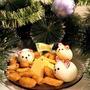 Мышек в гости приглашу, стол накрою, угощу. Чтобы было счастье в доме, чтобы был прекрасным год!