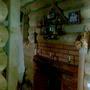 Комната отдыха и камина (печки).