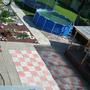 Вид с двором