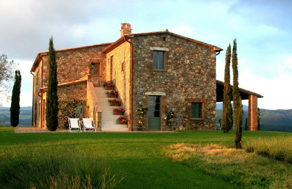 Cколько стоить дом в Тоскане