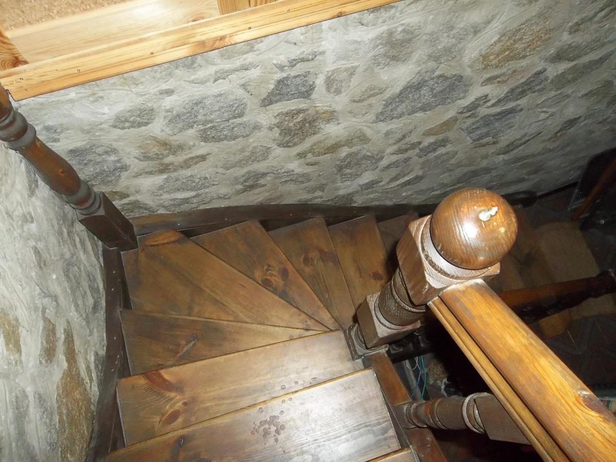 Как сделать самому забежные лестницы 24