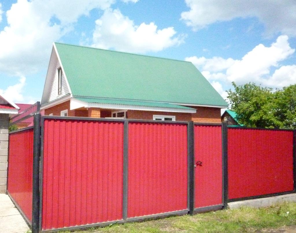 действительности, это забор с крышей фото трагедии