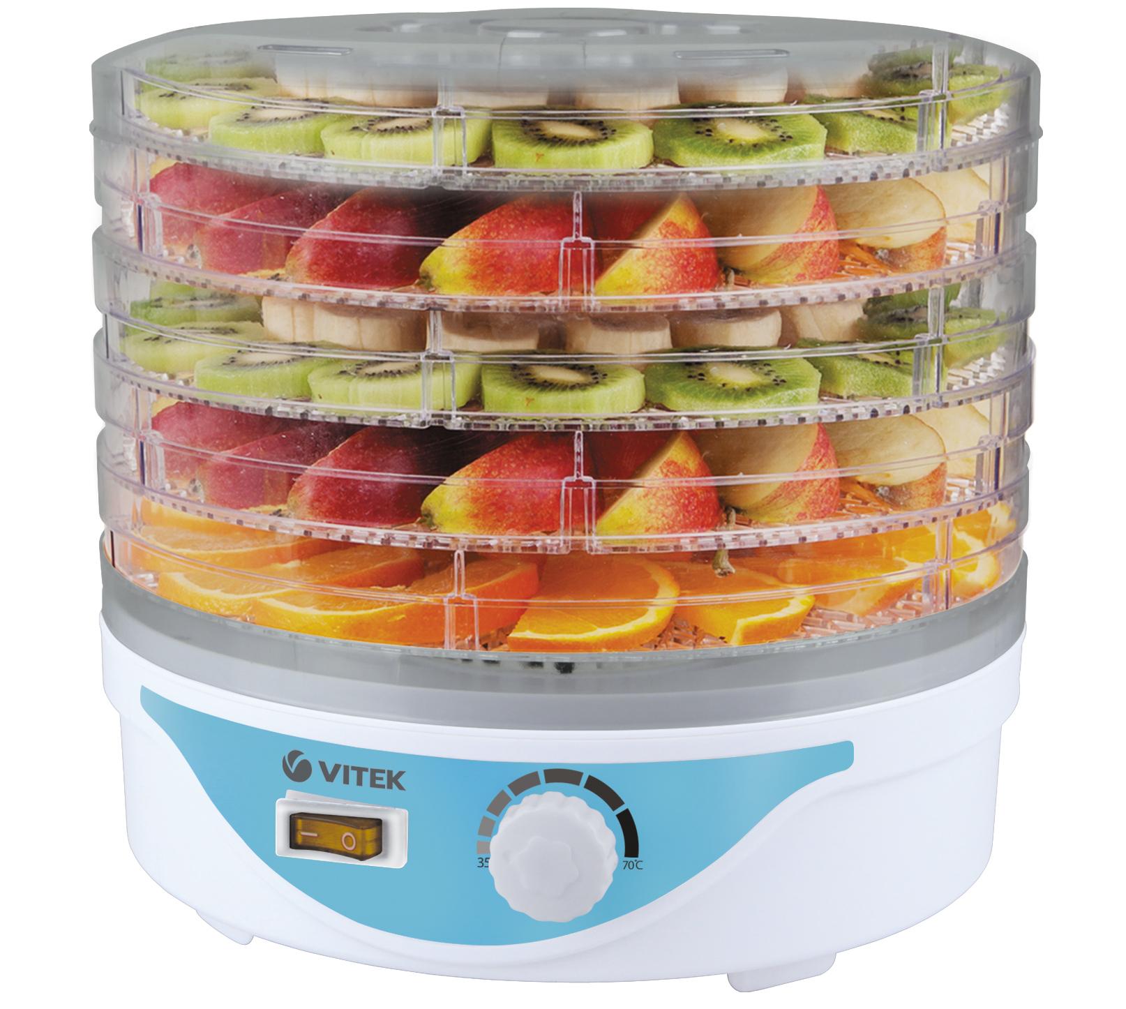 Сушилка для овощей VITEK VT-5055 W