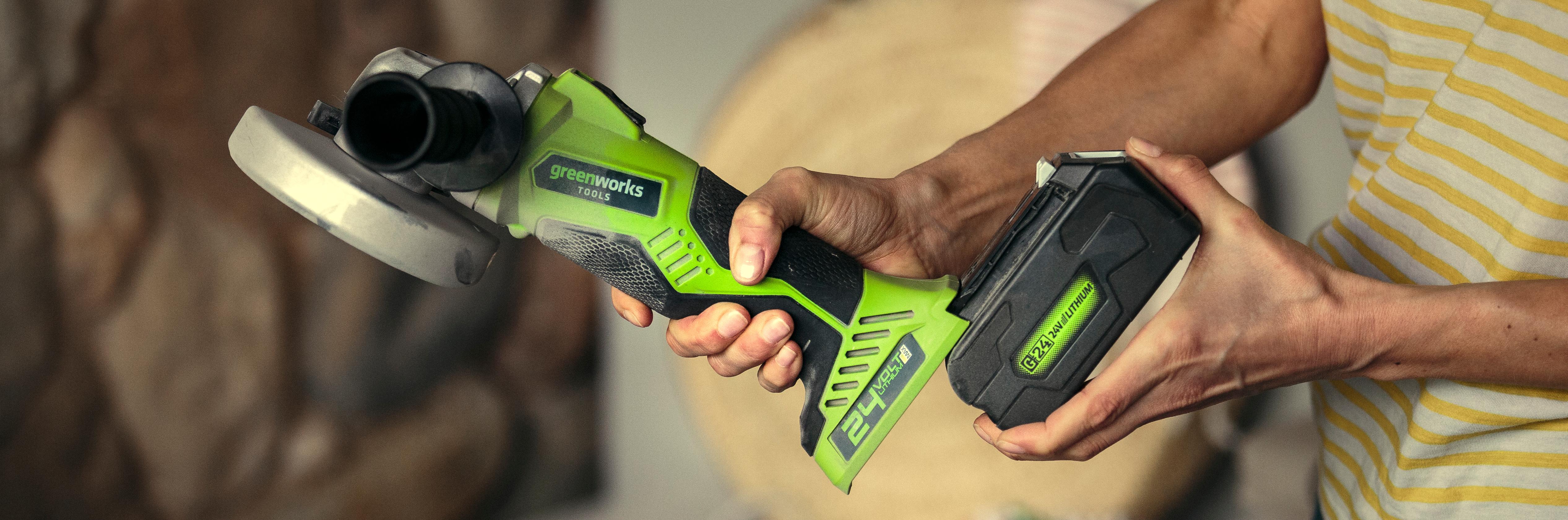 Greenworks - эксклюзивная торговая марка компании Globe Tools Group