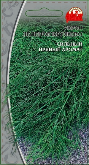 Укроп Зеленое кружево