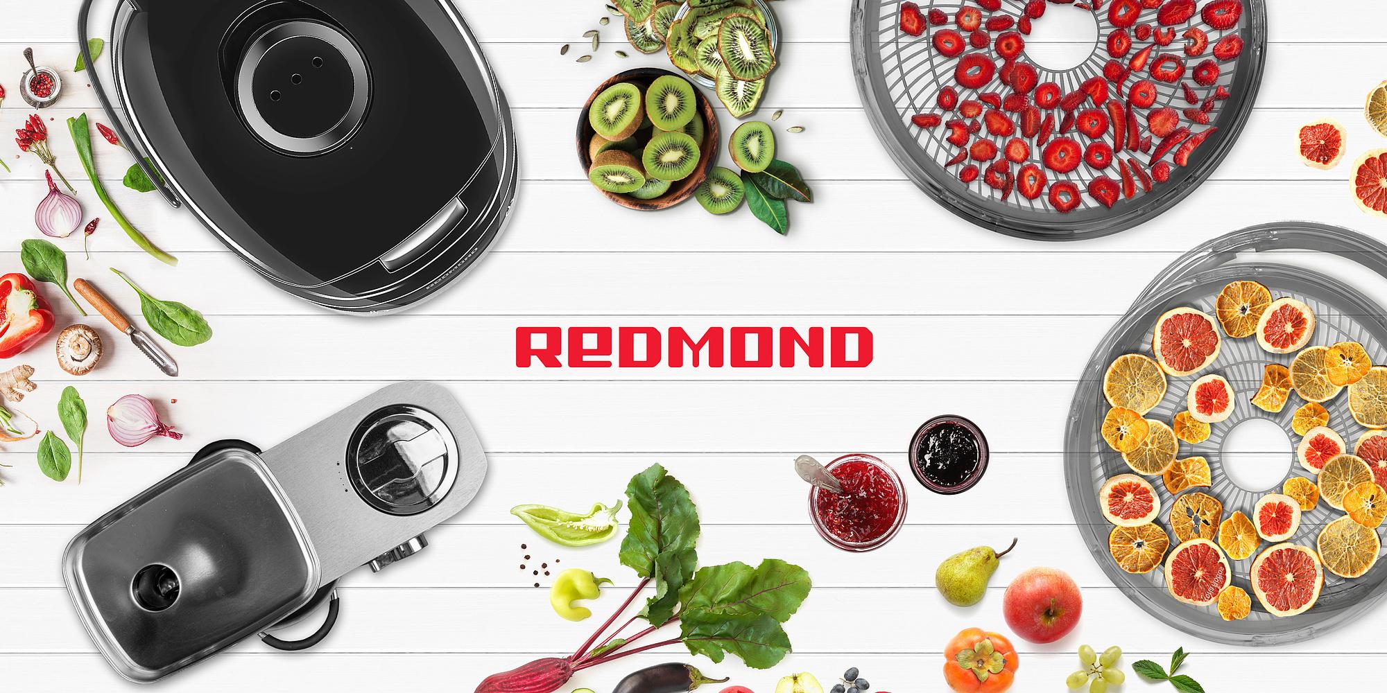На кухне с Redmond