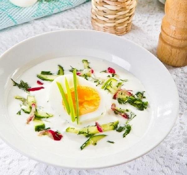 рецепты холодных супов из томатов