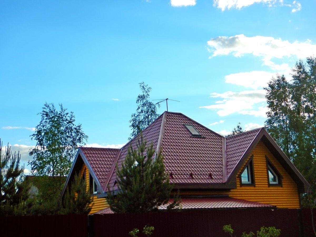 сад крыша на даче в картинках одна любимых популярных