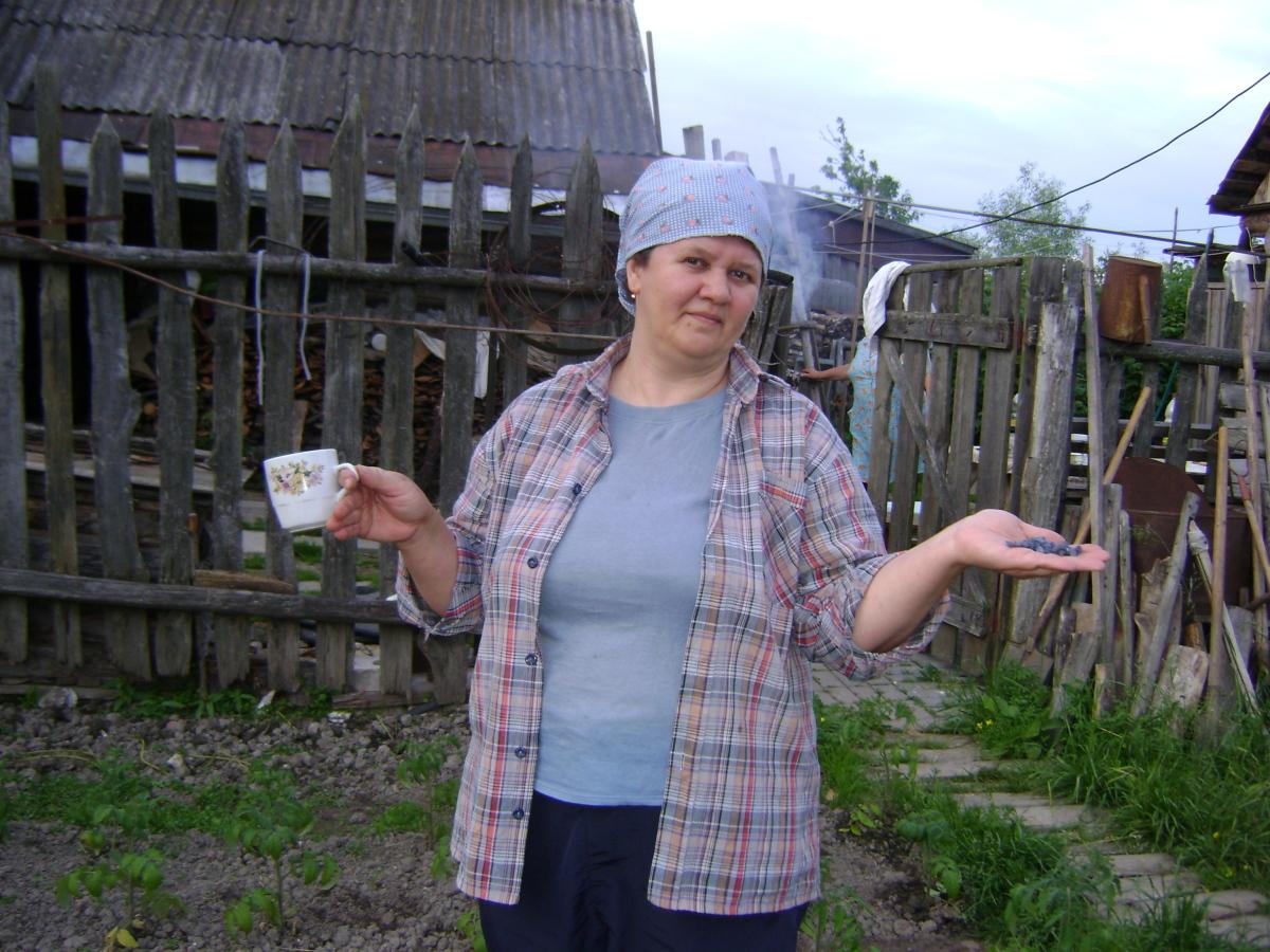 Деревенские фото жены фото 451-969