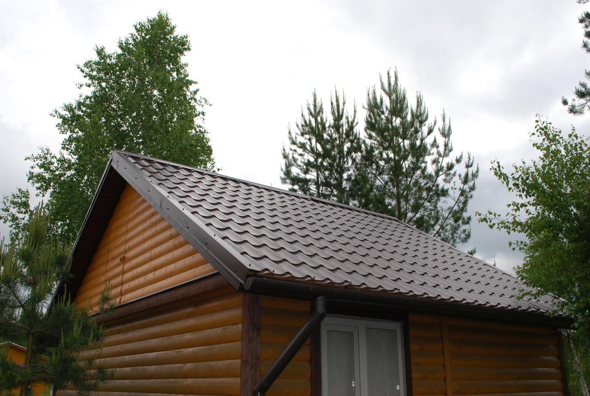 крыша на даче в картинках гудков долгое